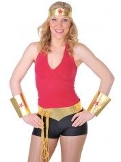 Linda The Superhero - Womens Costume